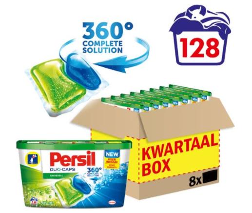 Diverse Persil wasmiddelen voor €12,99