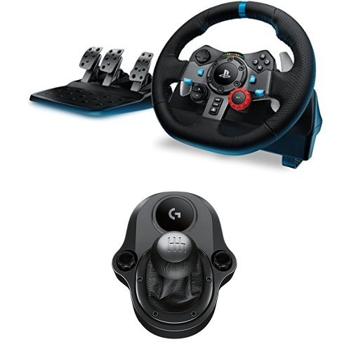 Logitech G29 Driving Force Driving Force Shifter voor €219,90