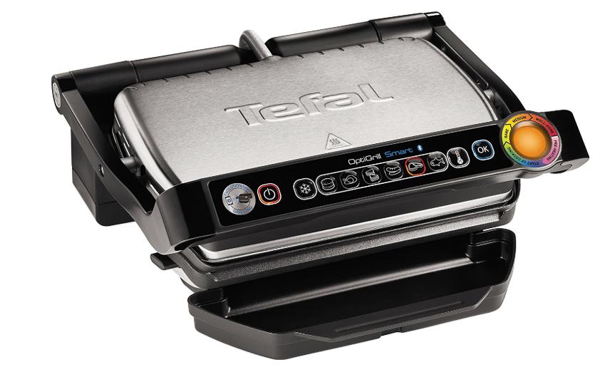 Tefal Optigrill GC730D Smart voor €144,44