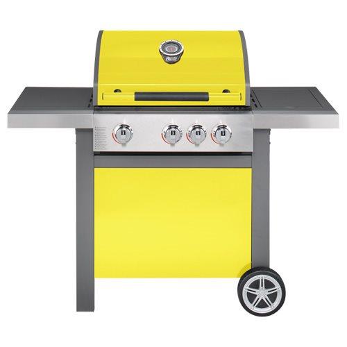 Jamie Oliver Home 3 + Sideburner Gasbarbecue - 3 branders voor €280,90