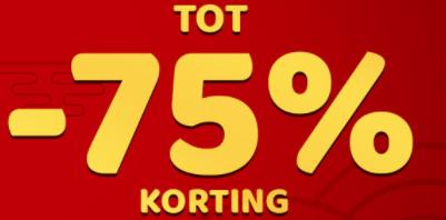 Ubisoft Sale tot 75% korting