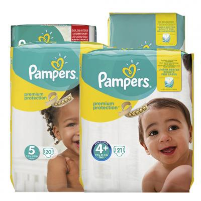 Pampers New Baby Premium Protection Of Pants 50 Korting