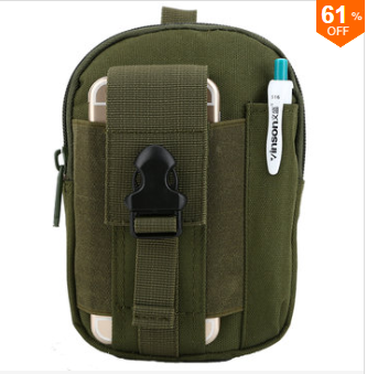 IPRee™ 5.5 Inch Outdoor Waist Bag voor €3,43