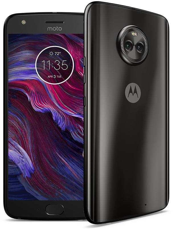 Motorola Moto X4 XT1900-2 4GB Ram Dual Sim 64GB (SIMLOCKVRIJ) - Sterling Blauw voor €199
