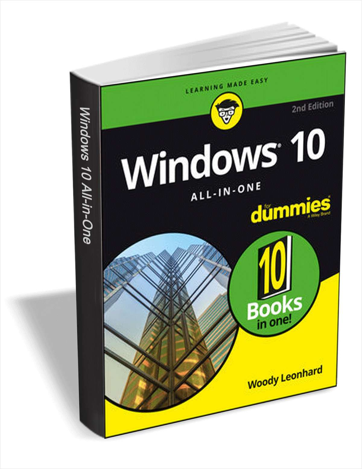 Windows 10 All-In-One For Dummies, 2nd Edition Gratis
