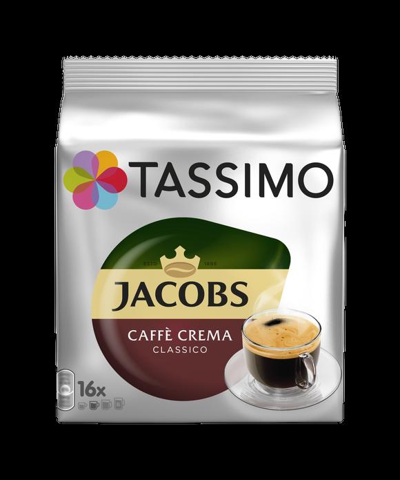 Alle Tassimo dranken 15% korting en Gratis ontkalkingstabletten dmv code