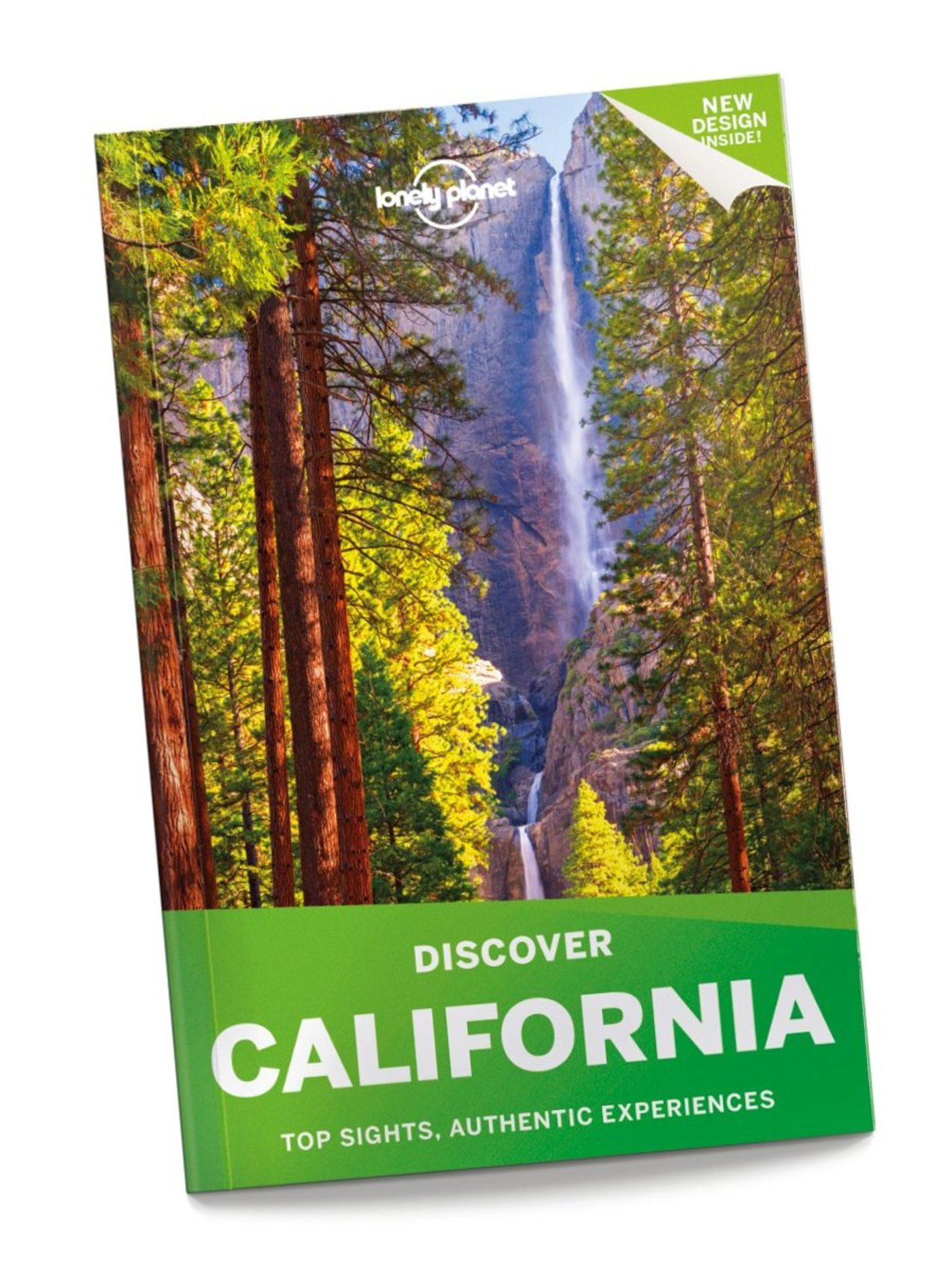 Reisgids eBook Discover California Gratis