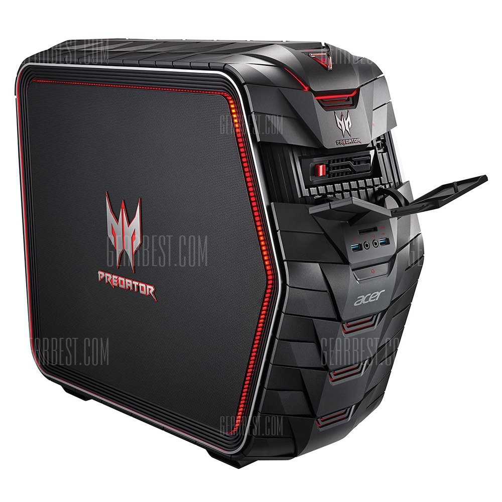 Acer Predator G6 Gaming Computer Tower BLACK voor €800,66