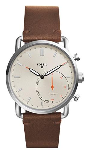 Fossil Q Commuter Hybrid Smartwatch FTW1150  voor €89,04