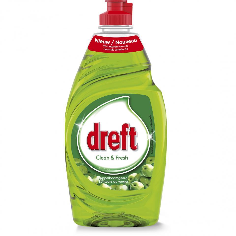 Dreft Clean & Fresh 2 stuks voor €1,50