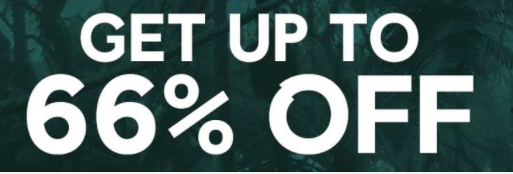Ubisoft Jungle Sale met 66% korting