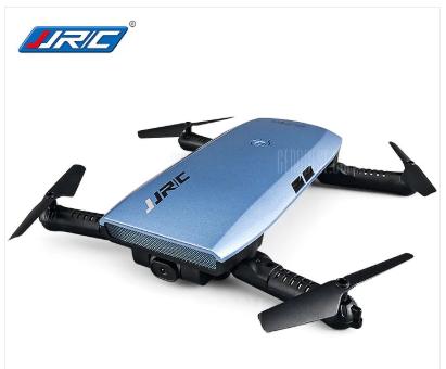 JJRC H47 ELFIE+ Foldable RC Pocket Selfie Drone voor €35,08