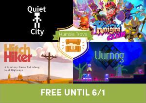 4 DRM-free games Gratis