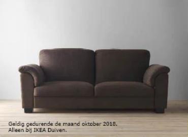 Excellent Tidafors 3 Zitsbank Voor 299 Bij Ikea Duiven Ibusinesslaw Wood Chair Design Ideas Ibusinesslaworg