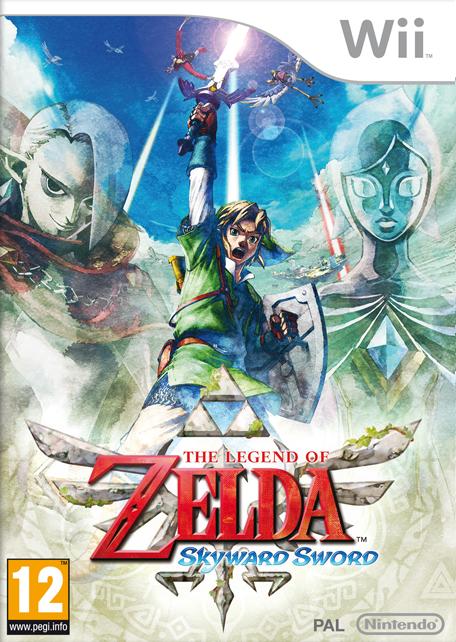 The Legend of Zelda: Skyward Sword Wii U - Game Code voor €17,72