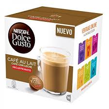 Diverse Dolce Gusto capsules voor €3,59