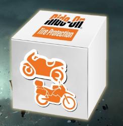 Ride On voor Motoren bandensealant en balanceergel Ride-On Voor Motor - 3 X 250ml voor €45