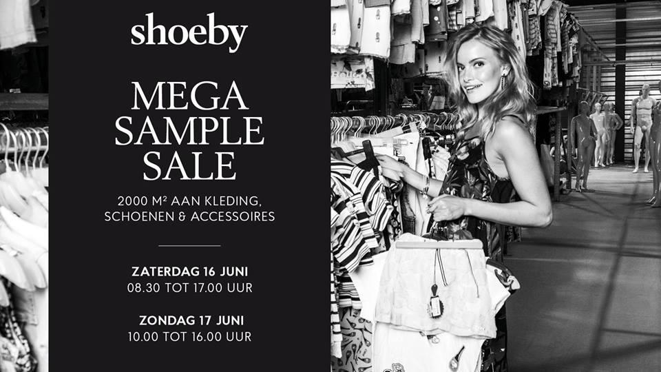 Shoeby Mega Sample Sale