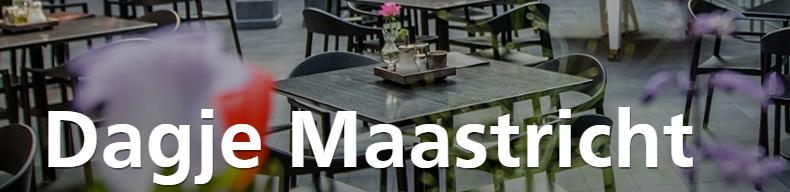 Dagretour naar Maastricht met koffie en vlaai voor €19