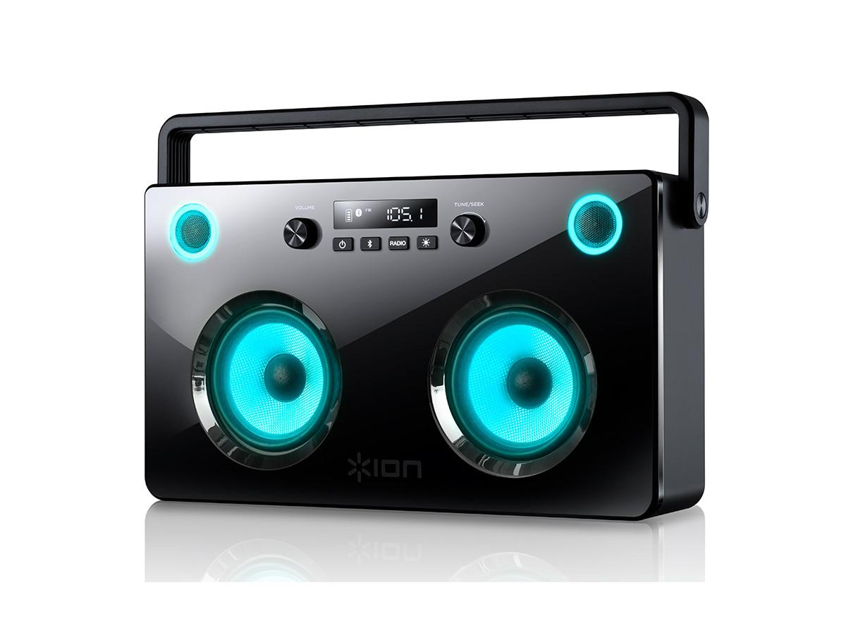 ION Spectraboom Bluetooth Boombox voor €89,95