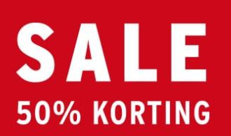 The Body Shop sale met 50% korting
