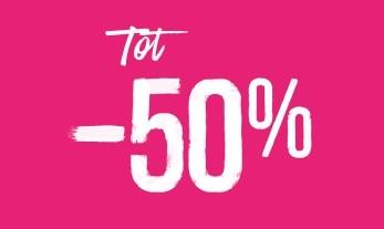 Hunkemöller sale tot 50% korting op Doutzen stories