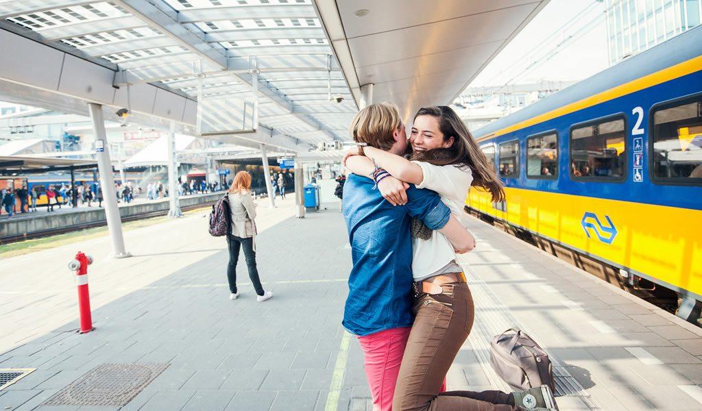 2 Treinkaartjes enkele reis voor €24