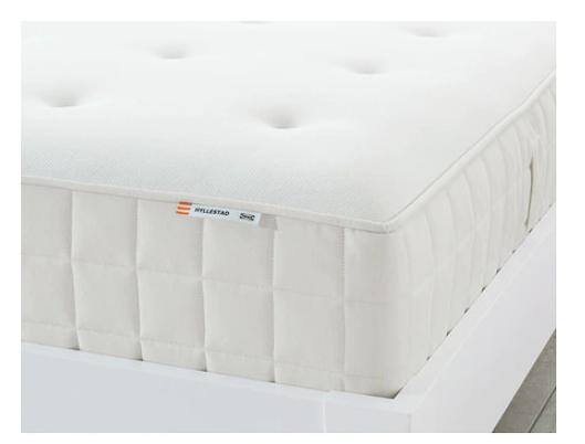 Ikea Pocketvering Matras : Hyllestad pocketveringmatras voor u ac