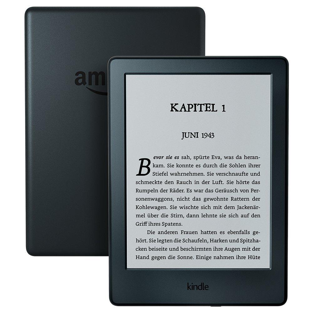 Kindle e-reader, 15,2 cm (6 inch)  voor €64,99