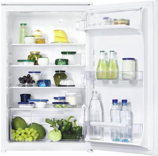 Zanussi koelkasten en vriezers met 10% korting