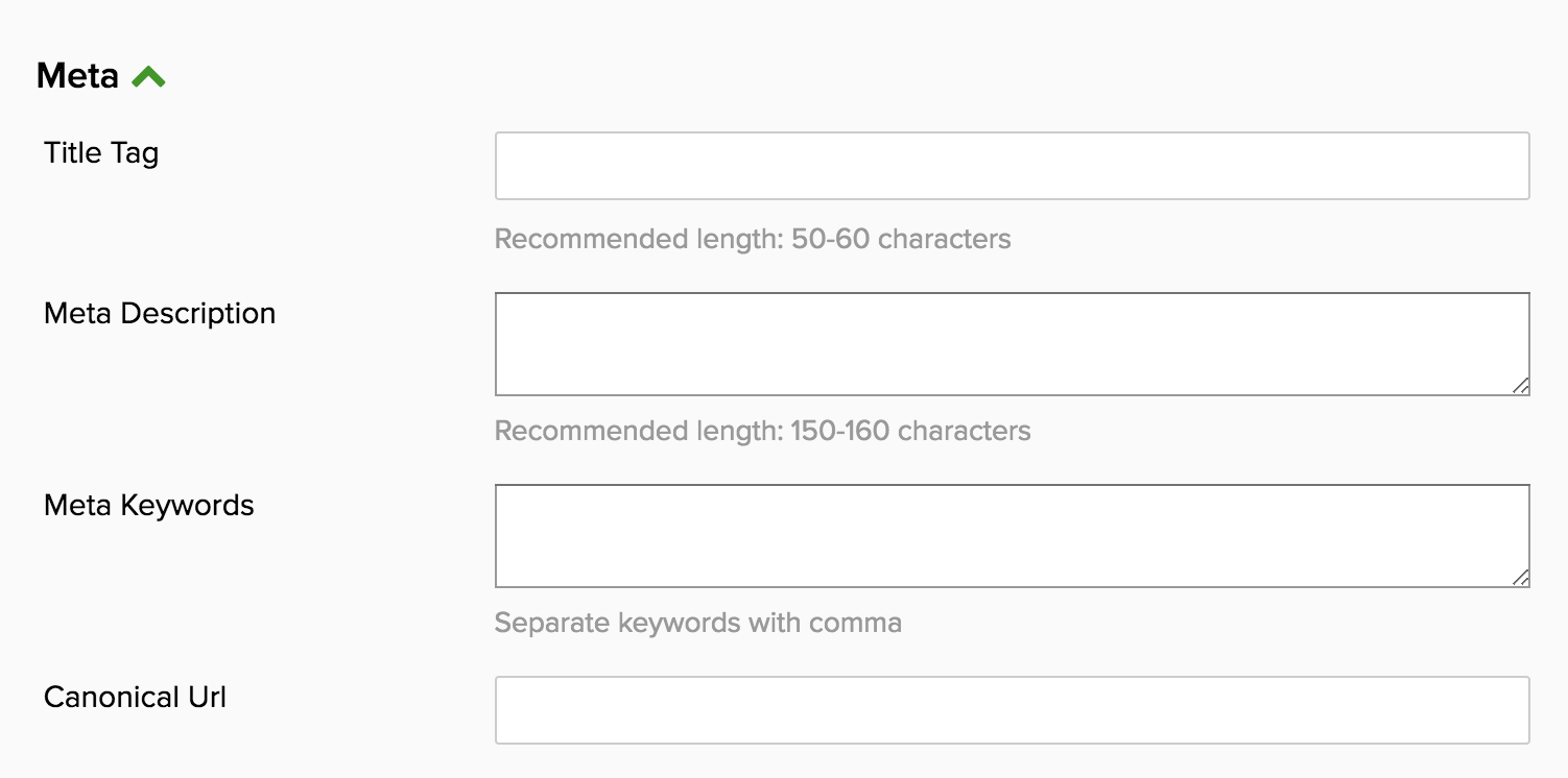 Support Hero - Can I edit meta tags on my articles?