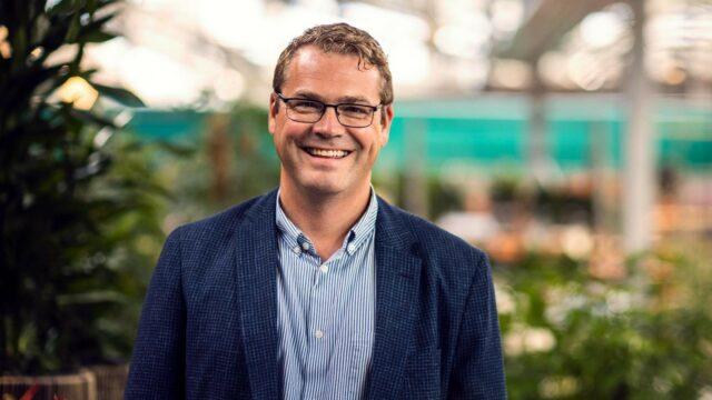Portrait of Jørgen Haukås