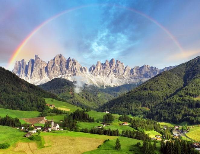 טיול מאורגן לאיטליה - הרי הדולומיטים - KIT