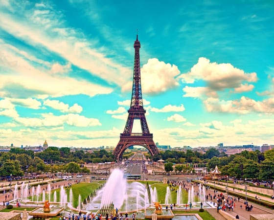 טיול מאורגן לצרפת - פריז - FL