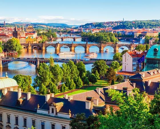 טיול מאורגן לצ'כיה, סלובקיה, הונגריה, אוסטריה - BVP