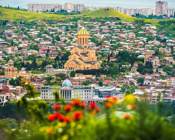 טיול מאורגן לגאורגיה - OGE