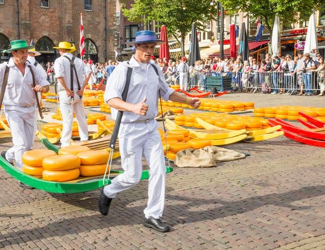 טיול משפחות מאורגן להולנד - KH