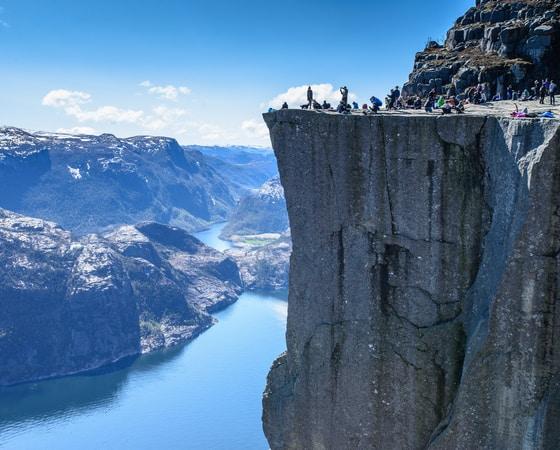 טיול מאורגן לנורבגיה והפיורדים הנורבגיים - SF
