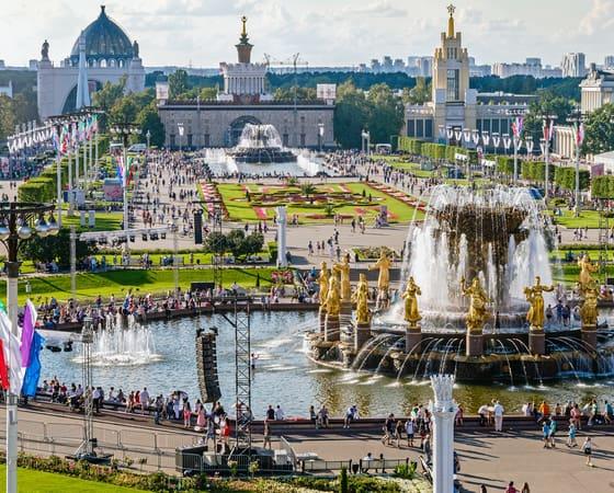 טיול מאורגן לרוסיה - מוסקבה וסנט. פטרבורג - CFL