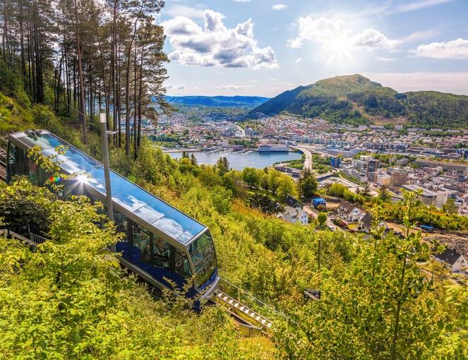 טיול מאורגן לנורבגיה - SF