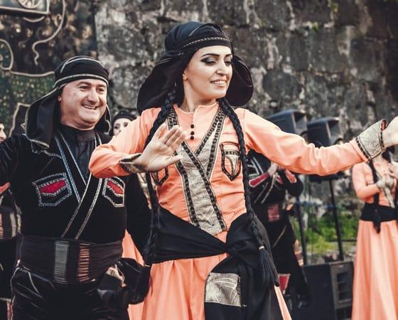 טיול מאורגן לגאורגיה וארמניה - OGA