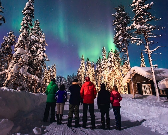 טיול מאורגן ללפלנד - ספארי שלג בלפלנד - LAP
