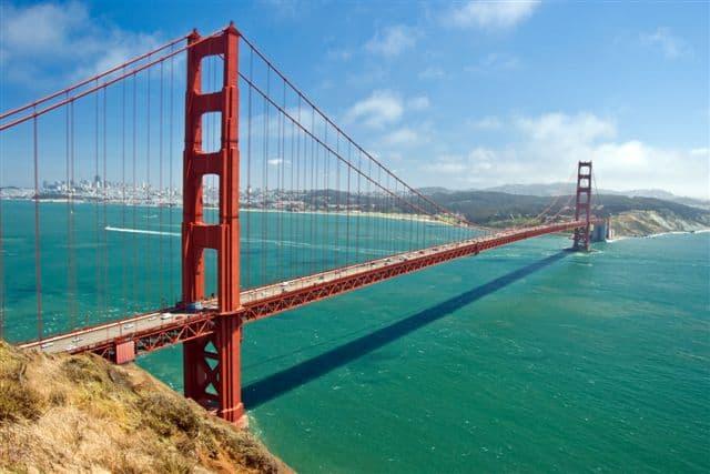גשר הזהב סאן פרנסיסקו
