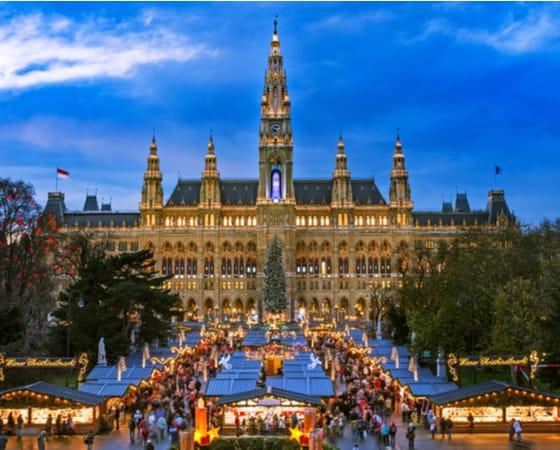 טיול מאורגן לאוסטריה - וינה