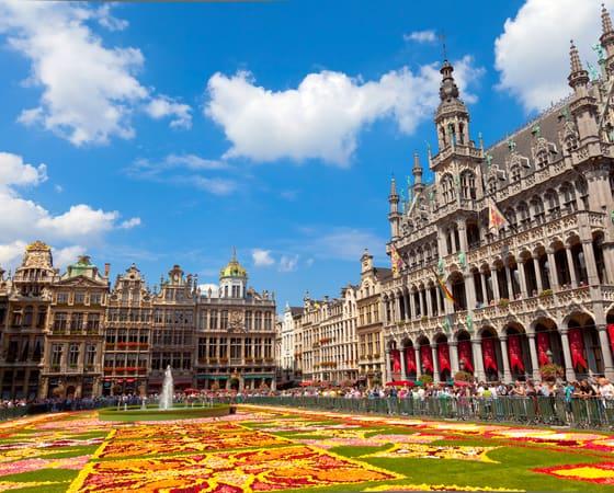 טיול מאורגן לצרפת, בלגיה, הולנד - KLA