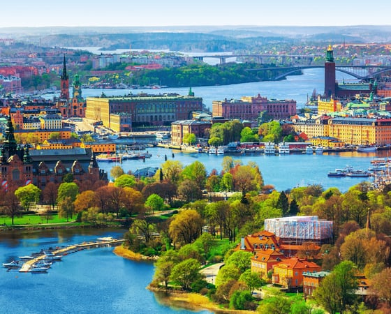 טיול מאורגן לסקנדינביה - KSB