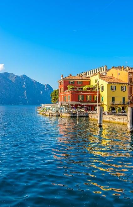 אגם גארדה איטליה