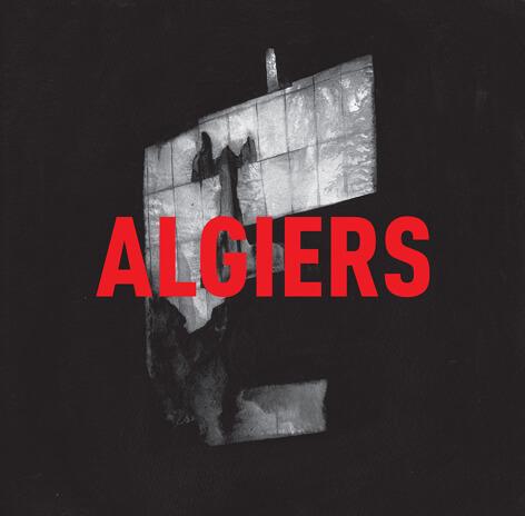 Algiers - self titled artwork