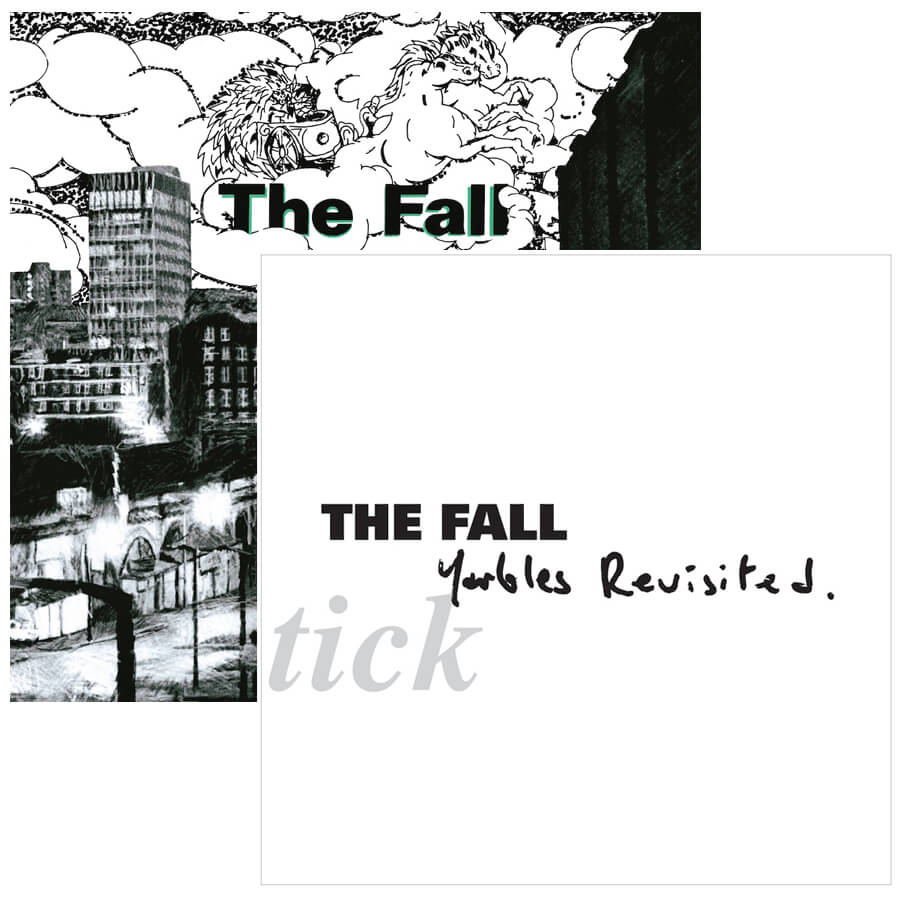 The Fall - This Nation's Saving Grace/Schtick Yarbles Revisited
