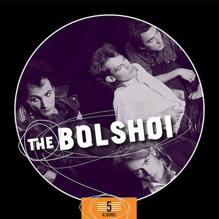The Bolshoi - 5 cd box